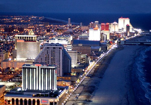 Atlantic City Spring Break