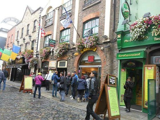 Dublin Spring Break