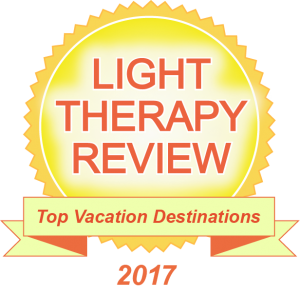 light-therapy-review-top-vacation-destinations-2017