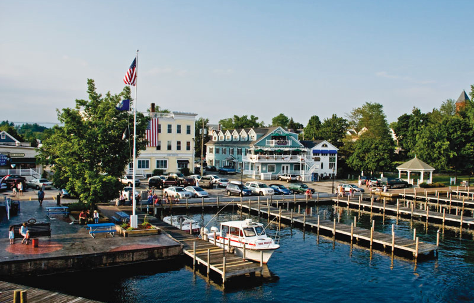 Wolfeboro NH lakefront