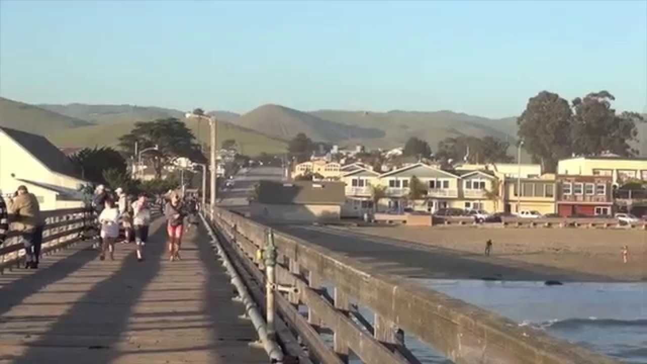 cayucos ca west coast